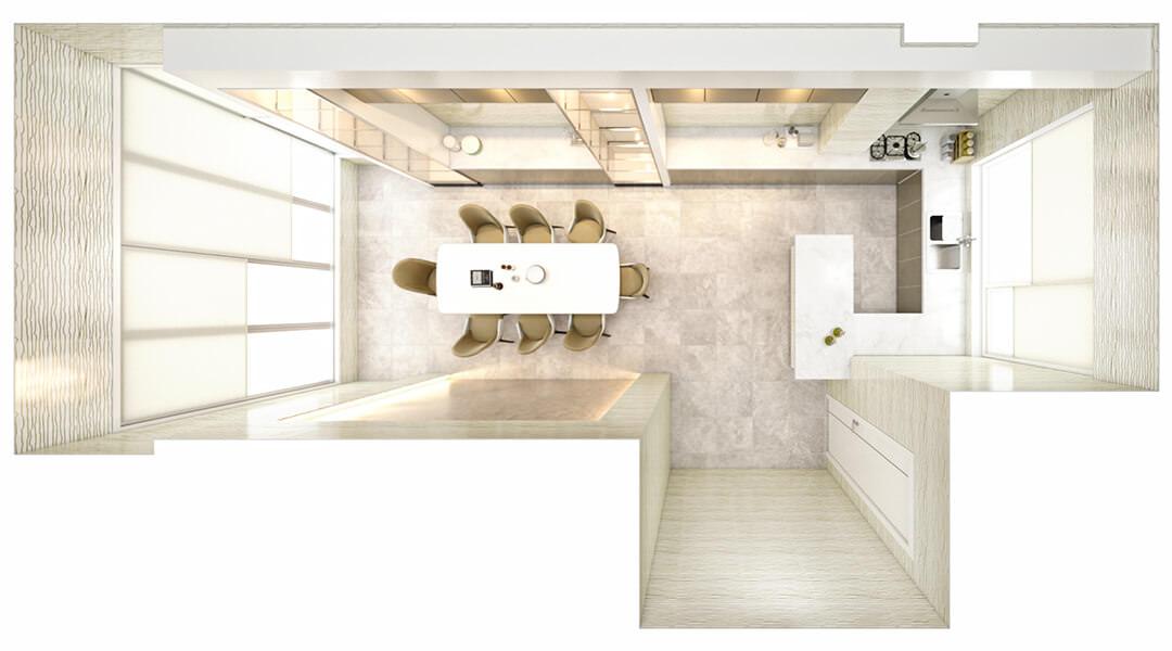 Kitchen Layout 34