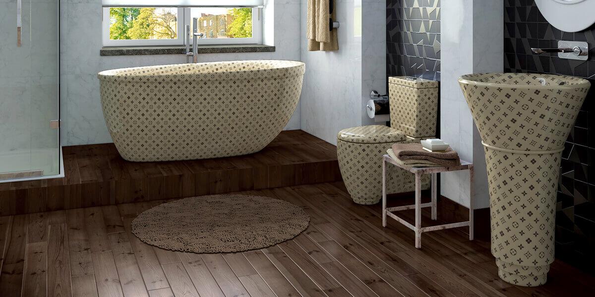 The Brownie Bathroom Suite