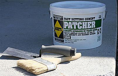 Masonry patcher