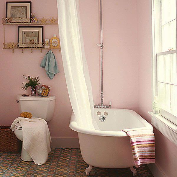 Subtle Pink Decor