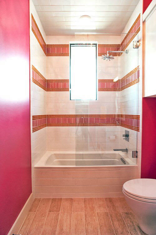 Shocking Pink Wall Colour