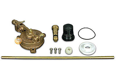 Plunger valve kit