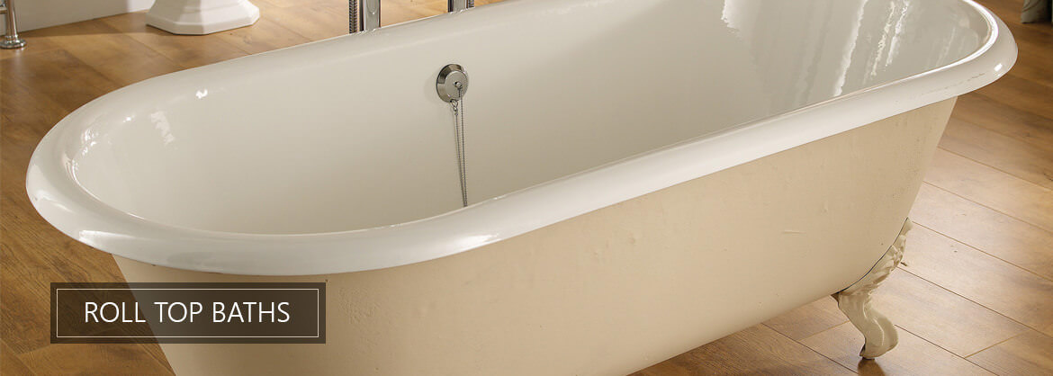 Roll Top Free Standing Baths