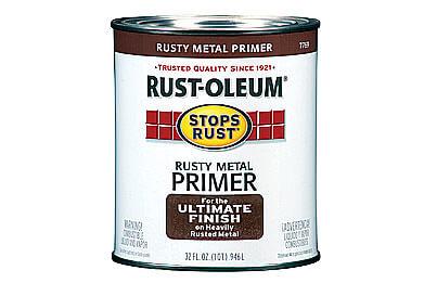 Rusty-metal primer