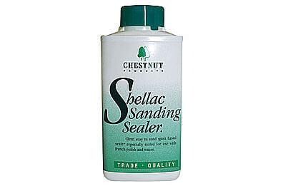 Shellac sealer