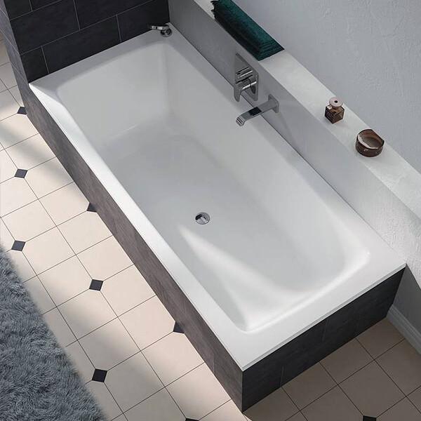 Enamelled Steel Baths