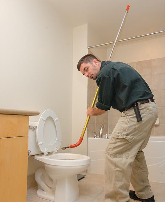 Toilet Auger