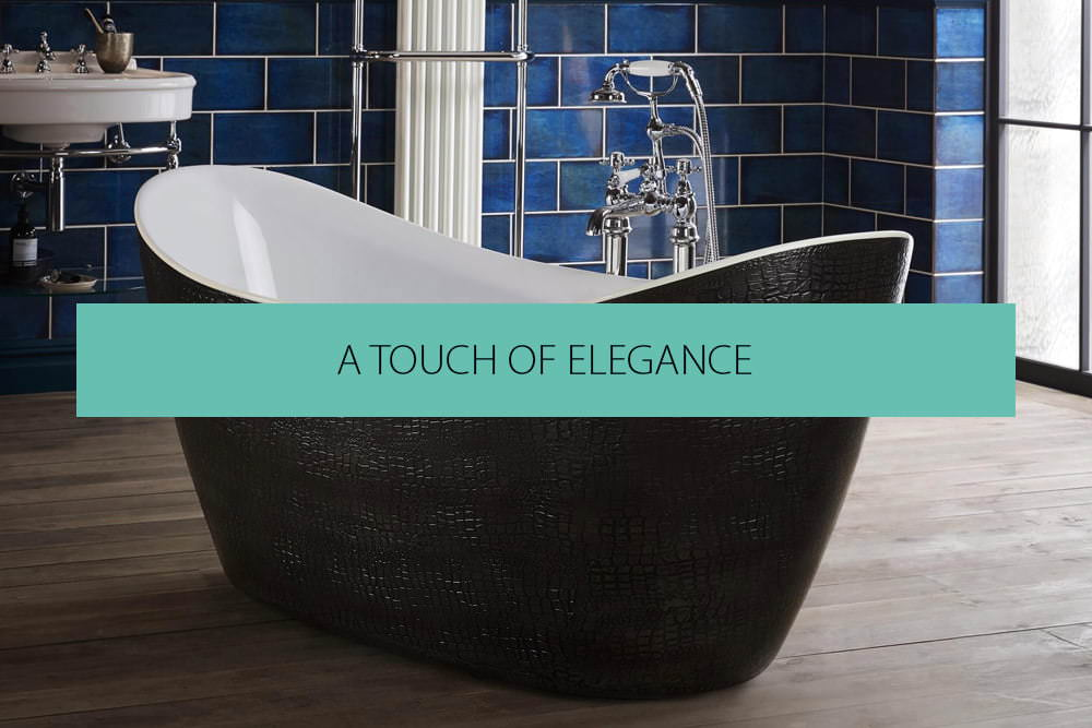 Heritage Bathrooms - A Touch of Elegance