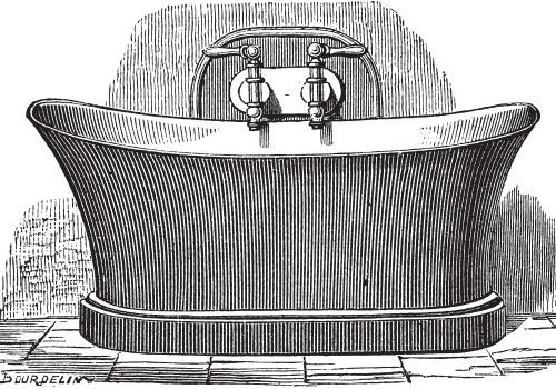 Vintage bath