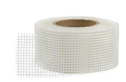 Fiberglass wallboard tape