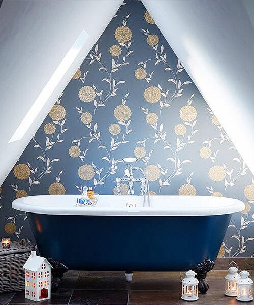 Wallpaper Ideas To Help Transform Your Bathroom