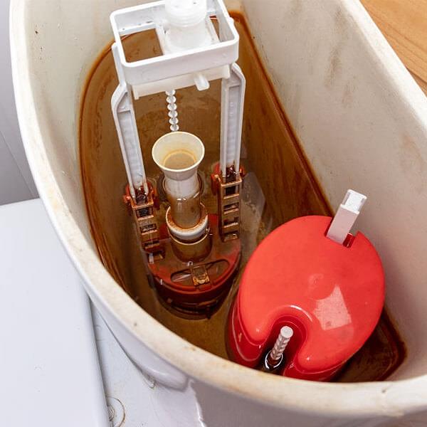 Limescale Flush Tank